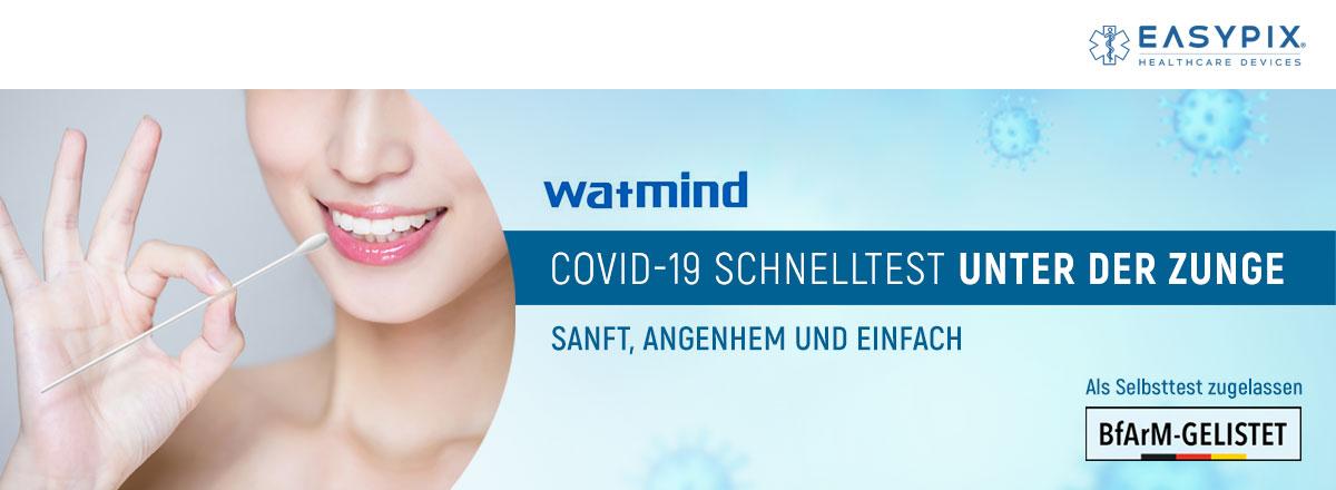 COVID-19 Schnelltest