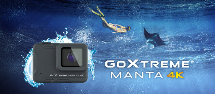 GoXtreme Manta Mood