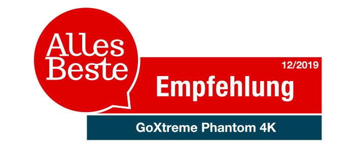 GoXtreme Phantom 4K