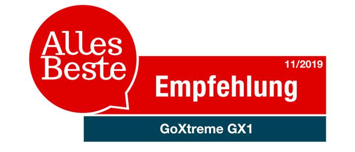 GoXtreme Dual Gimbal GX