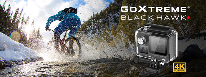 GoXtreme Black Hawk Plus Mood