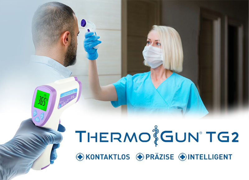 ThermoGun TG2